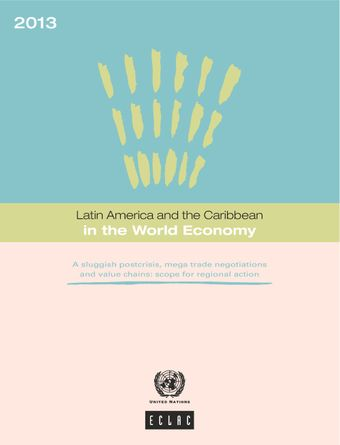 image of Latin America and the Caribbean in the World Economy 2013