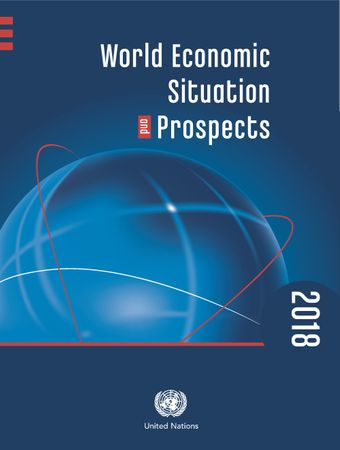 image of World Economic Situation and Prospects 2018