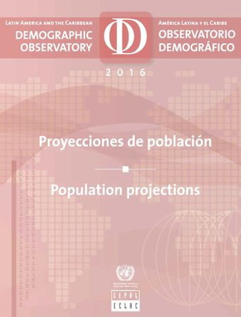 image of Latin America and the Caribbean Demographic Observatory 2016