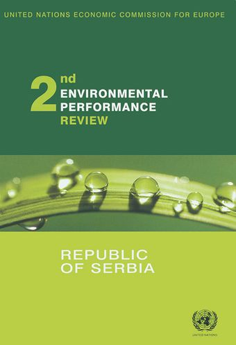image of Environmental Performance Reviews: Republic of Serbia