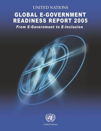 image of Global E-Government Readiness Report 2005
