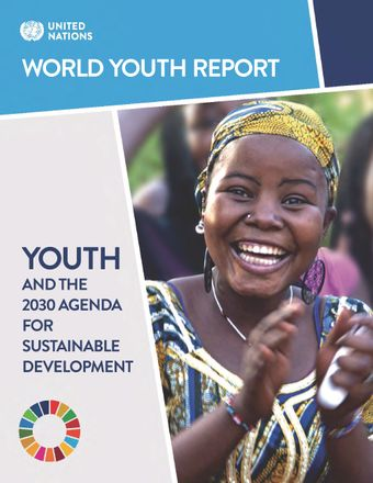 image of World Youth Report 2018