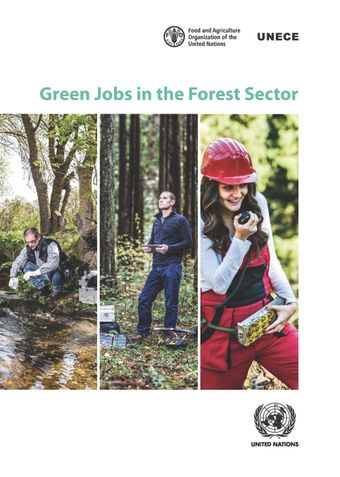 image of Green Jobs in the Forest Sector
