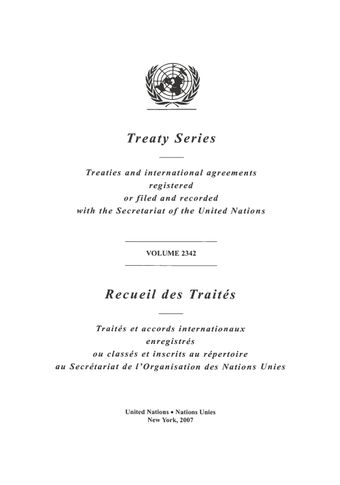 image of No. 41986. United States of America and France