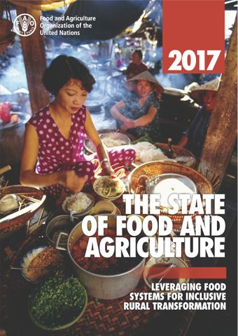 image of The State of Food and Agriculture 2017