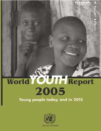 image of World Youth Report 2005