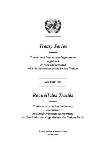 image of Treaty Series 1715