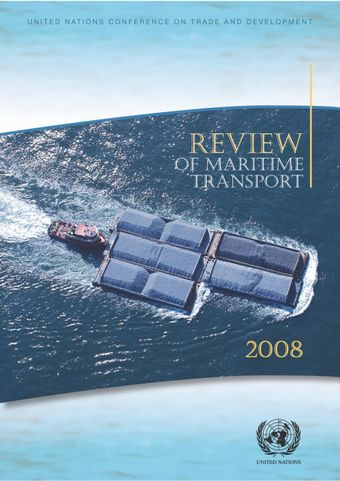 image of Review of Maritime Transport 2008
