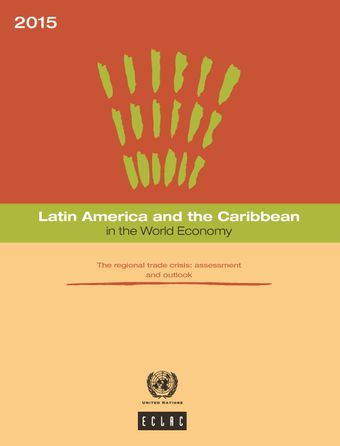 image of Latin America and the Caribbean in the World Economy 2015