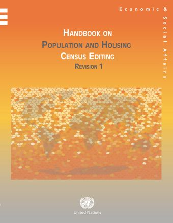 image of Handbook on Population and Housing Census Editing