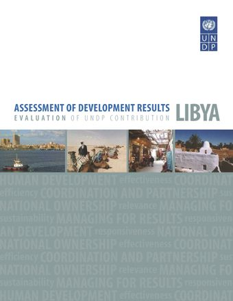 image of Assessment of Development Results - Libya