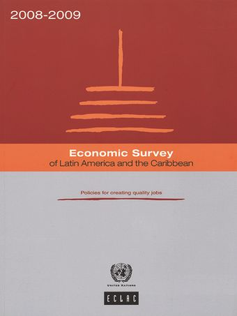 image of Economic Survey of Latin America and the Caribbean 2008-2009