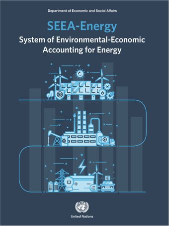 image of System of Environmental Economic Accounting for Energy