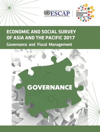 image of Economic and Social Survey of Asia and the Pacific 2017