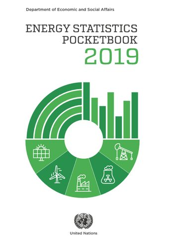 image of Energy Statistics Pocketbook 2019