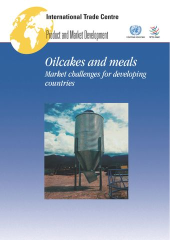 image of Oilcakes and Meals