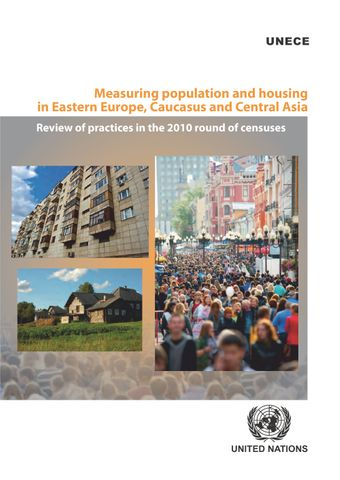 image of Measuring Population and Housing in Eastern Europe, Caucasus and Central Asia