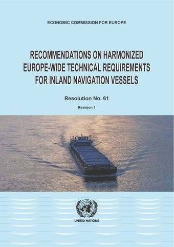 image of Specific requirements applicable to high-speed vessels