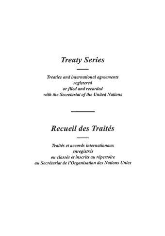 image of Treaty Series 1847