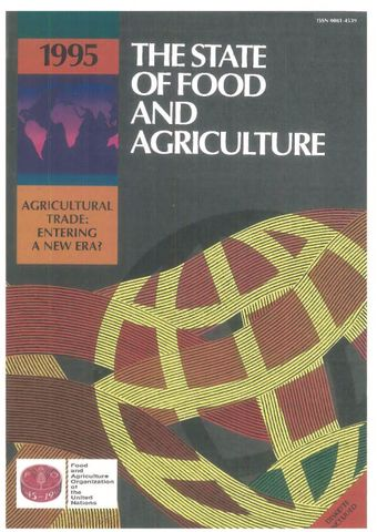 image of The State of Food and Agriculture 1995