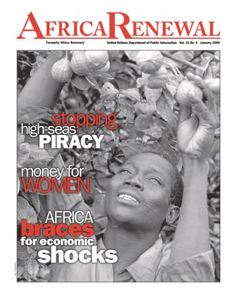 Africa Renewal, January 2009