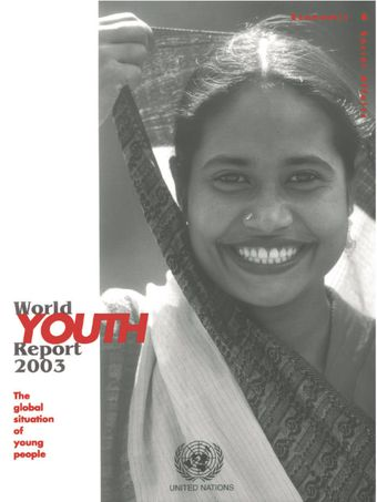 image of World Youth Report 2003