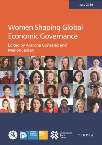 image of Women Shaping Global Economic Governance