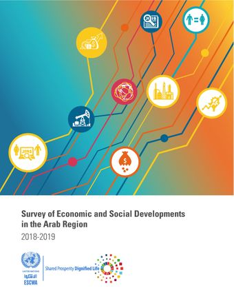 image of Survey of Economic and Social Developments in the Arab Region 2018-2019