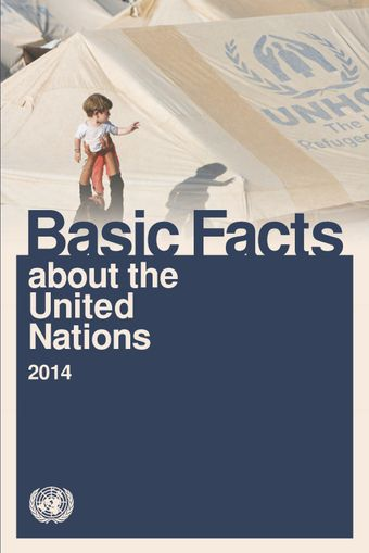 image of Basic Facts about the United Nations 2014