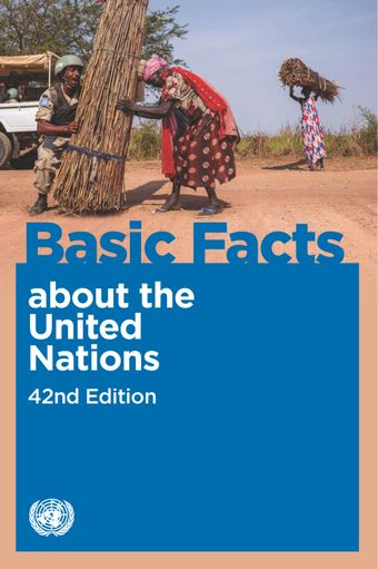 image of Basic Facts about the United Nations, 42nd Edition