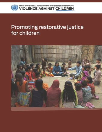 image of The benefits of restorative justice