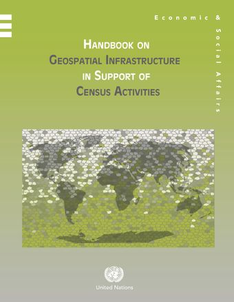 image of Handbook on Geospatial Infrastructure in Support of Census Activities
