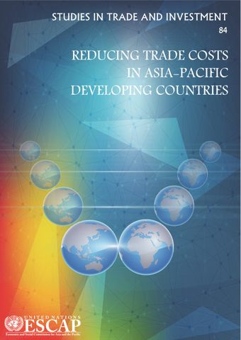 image of Agricultural trade costs in the Asia-Pacific region: A need for a sectoral approach to trade facilitation