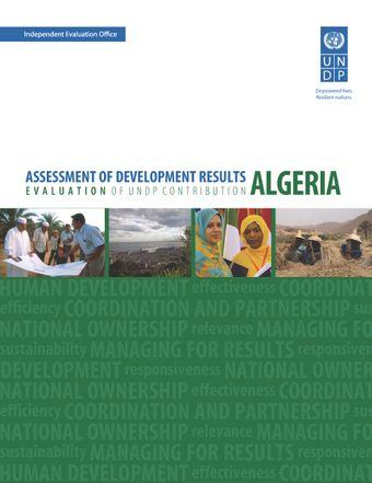 image of Assessment of Development Results - Armenia