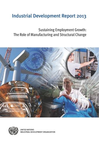 image of Industrial Development Report 2013