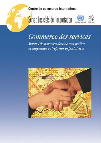 image of Commerce des Services