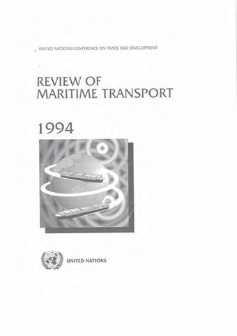 image of Review of Maritime Transport 1994