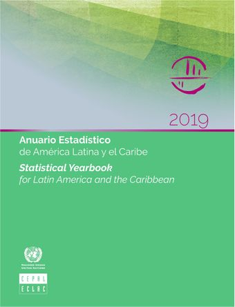 image of Statistical Yearbook for Latin America and the Caribbean 2019