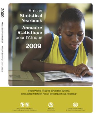 image of African Statistical Yearbook 2009