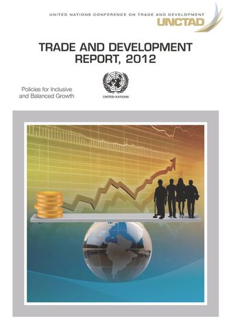 image of Trade and Development Report 2012