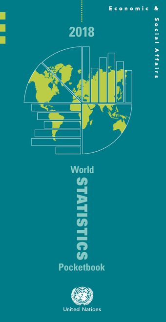 image of World Statistics Pocketbook 2018