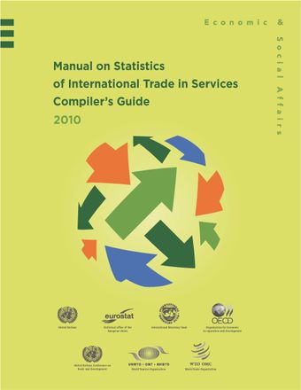 image of Manual on Statistics of International Trade in Services 2010 Compiler's Guide