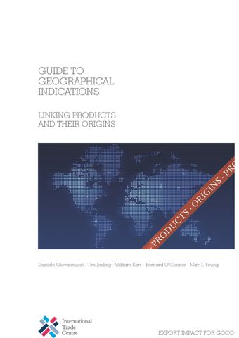 image of Guide to Geographical Indications