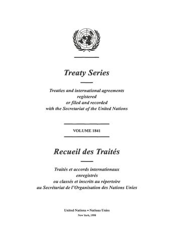 image of No. 9432. Convention on the service abroad of judicial and extrajudicial documents in civil or commercial matters. Opened for signature at the Hague on 15 november 1965