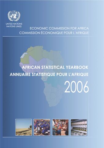 image of African Statistical Yearbook 2006