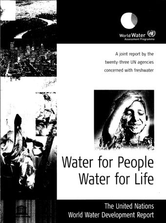 image of Sharing water: Defining a common interest