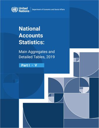 image of National Accounts Statistics: Main Aggregates and Detailed Tables 2019
