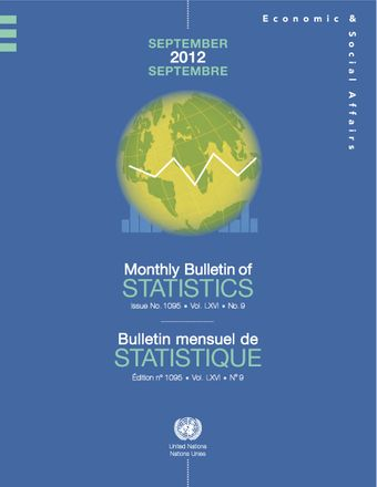 image of World statistics, selected series