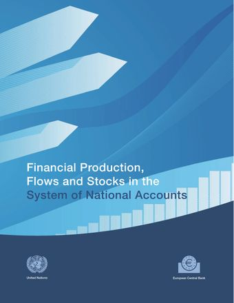 image of Financial production, flows and stocks in the system of national accounts