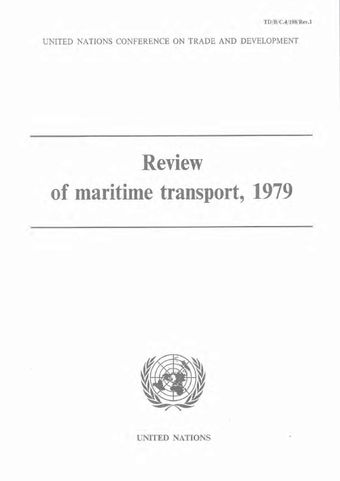 image of Review of Maritime Transport 1979